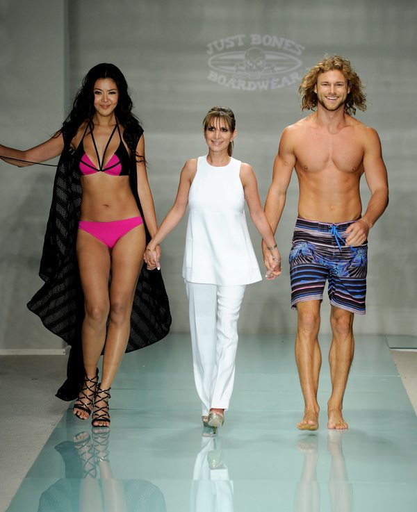 Just Bones Boardwear At Art Hearts Fashion Miami Swim Week Presented by AIDS Healthcare Foundation