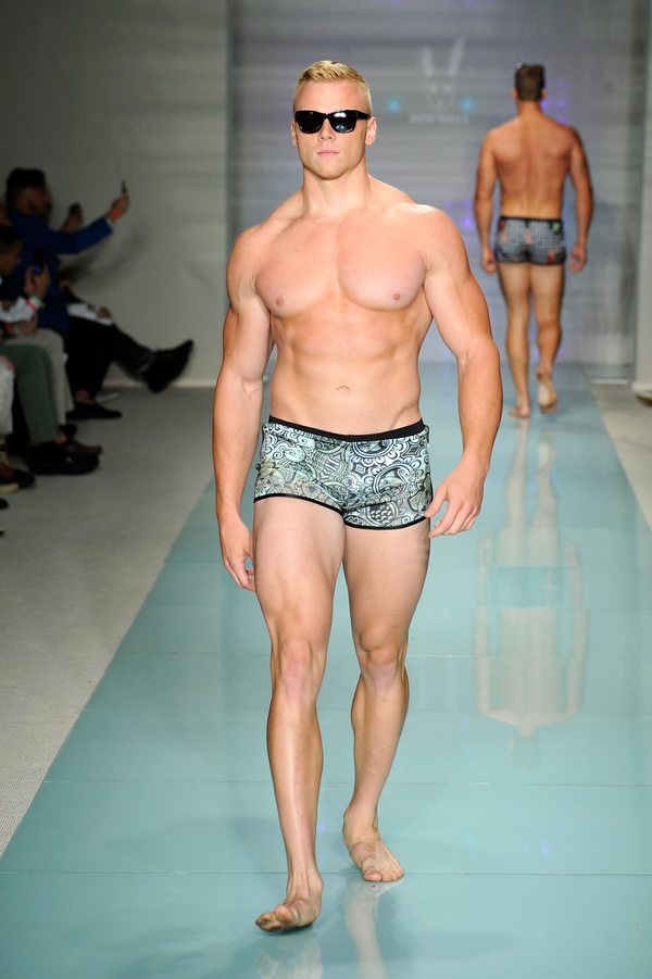 Mister Triple X At Art Hearts Fashion Miami Swim Week Presented by AIDS Healthcare Foundation