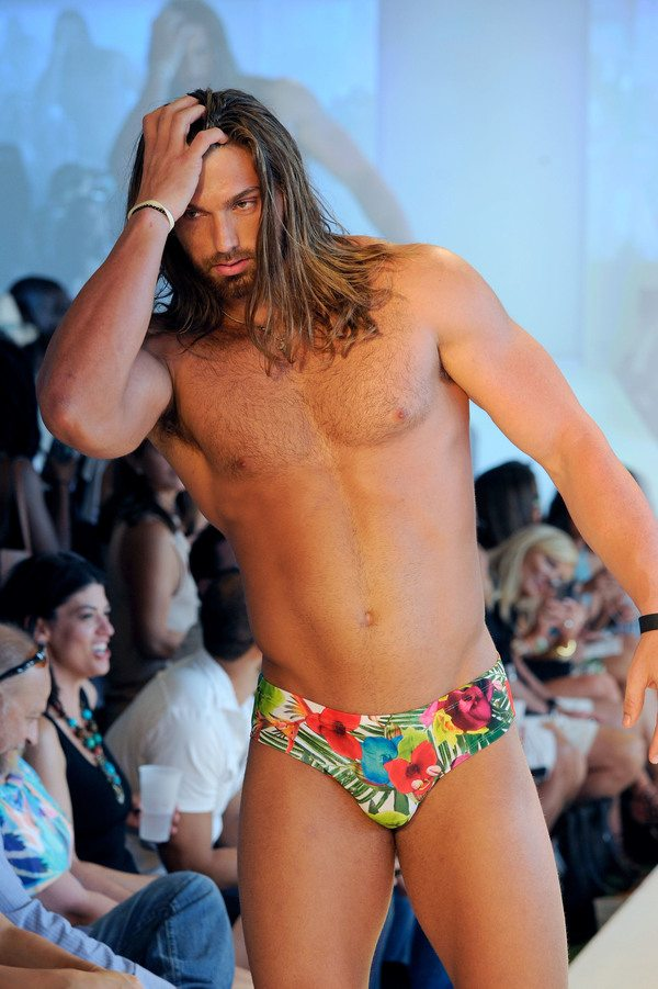 Art Hearts Fashion Miami Swim Week At W Hotel Presented By Planet Fashion TV - Koco Blaq