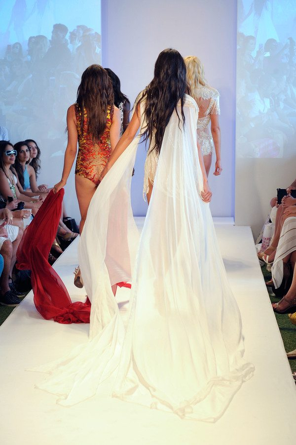 Art Hearts Fashion Miami Swim Week At W Hotel Presented By Planet Fashion TV - Yas Couture by Elie Madi