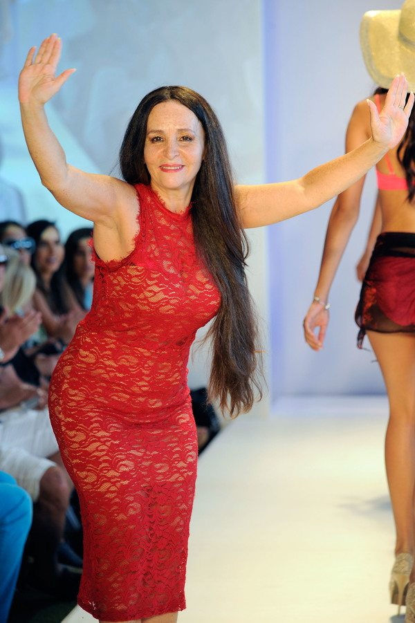 Art Hearts Fashion Miami Swim Week At W Hotel Presented By Planet Fashion TV - Bella Mar Swimwear