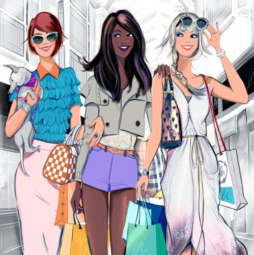 lucytruman-girls-shopping