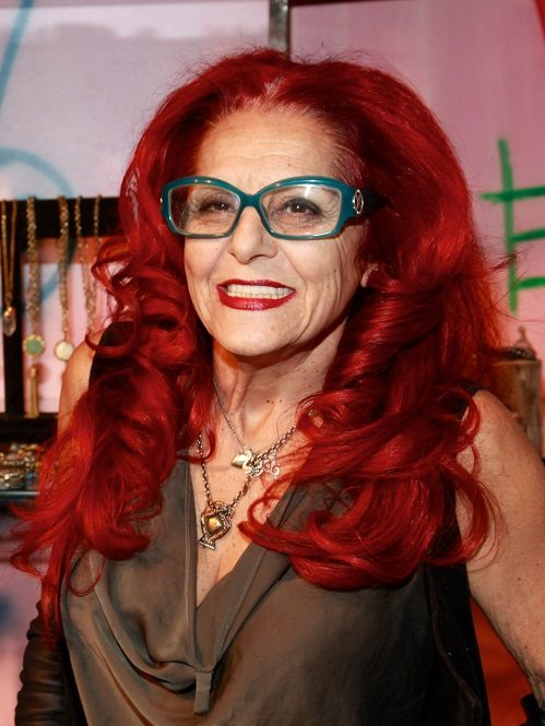 Patricia Field, costume designer for Sex in the City