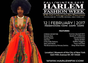 Harlem Fashion Week