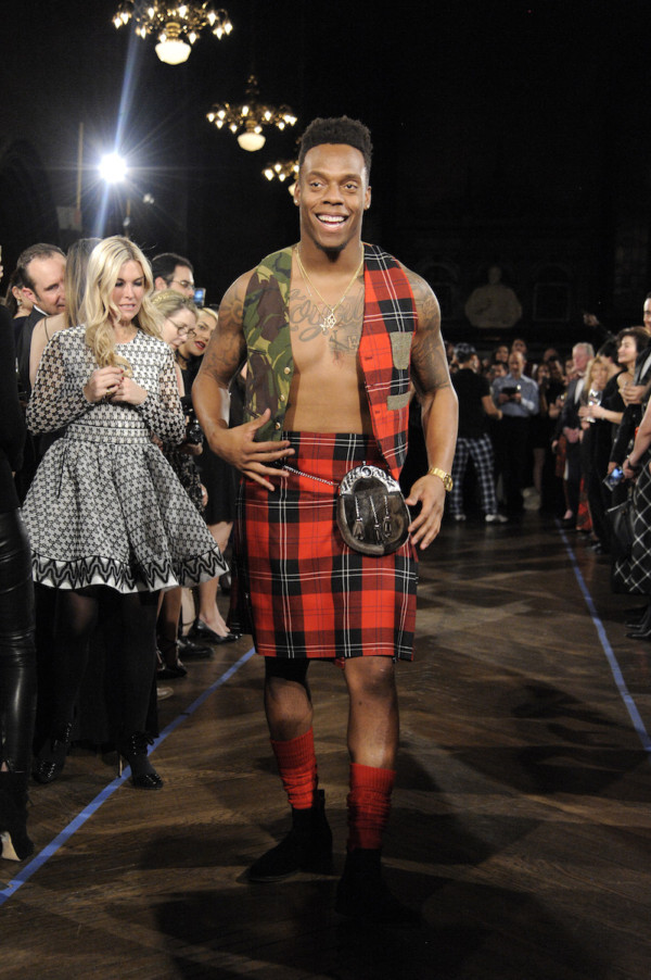 Dressed To Kilt Ball & Fashion Show Presented By Usquaebach Scotch Whisky, The High Line Hotel & SugarBearHair - Runway