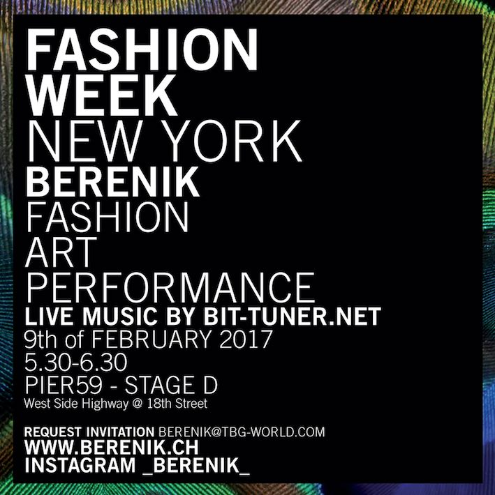 New york fashion week dates