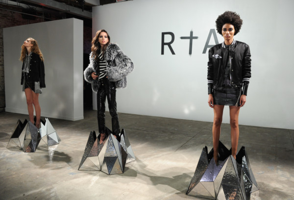 NY: RtA Fall/Winter 2017 Presentation