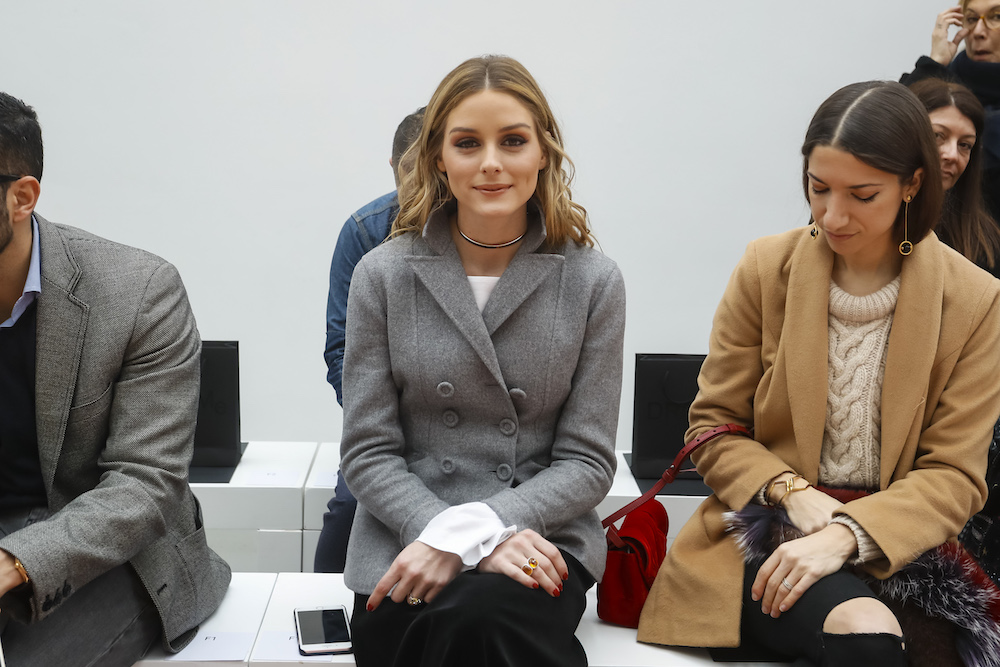 Olivia Palermo at DROMe, Paris Fashion Week