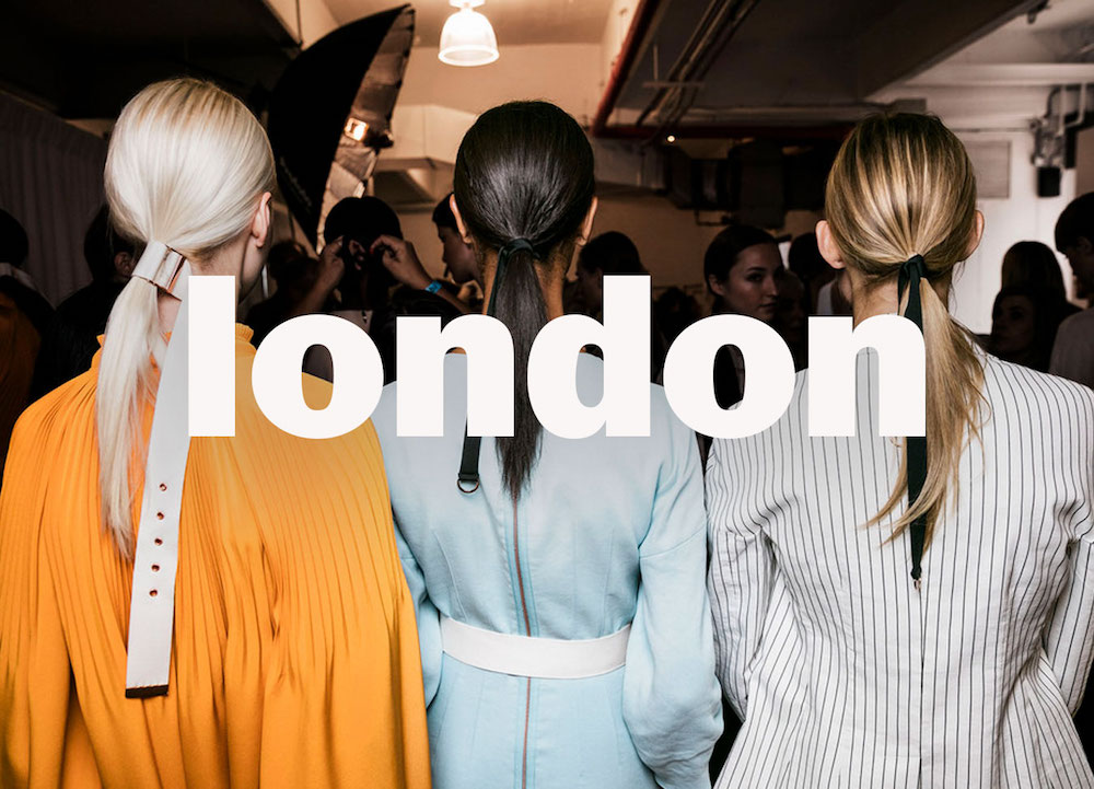 London Fashion Week 2017 2018 Highlights Fashion Week Online