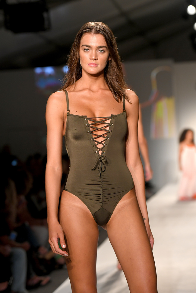 SWIMMIAMI Hot-As-Hell 2018 Collection - Runway