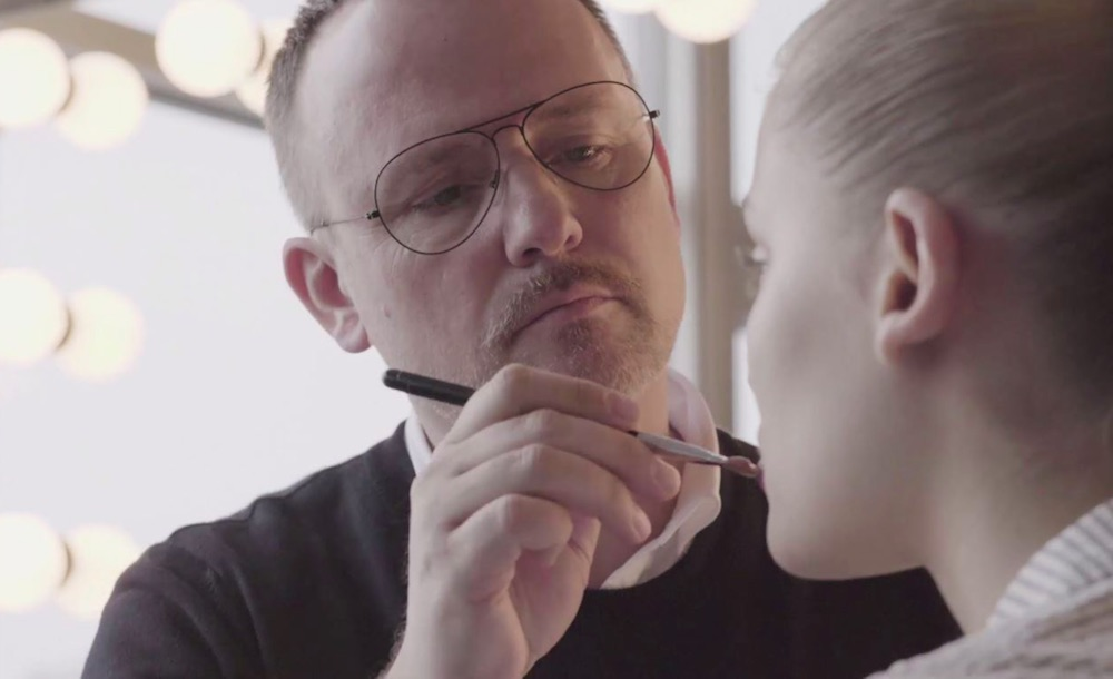 Peter Philips, Creative And Image Director of Dior Makeup