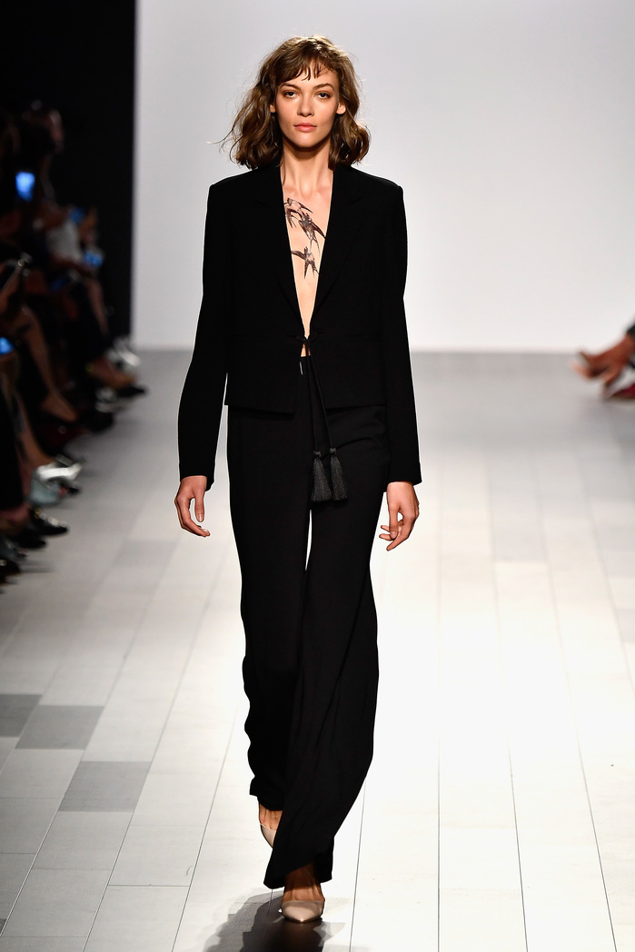 Taoray Wang - Runway - September 2017 - New York Fashion Week: The Shows