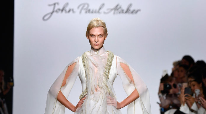 John Paul Ataker - Runway - September 2017 - New York Fashion Week: The Shows