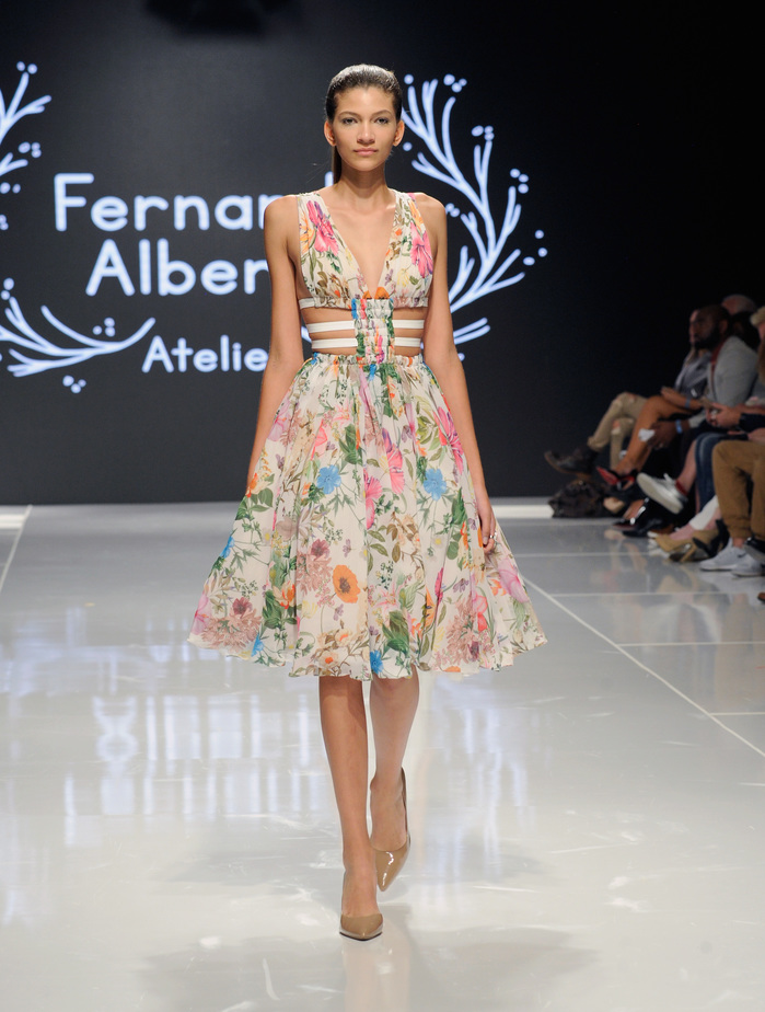 Fernando Alberto Atelier At Los Angeles Fashion Week SS18 Art Hearts Fashion LAFW