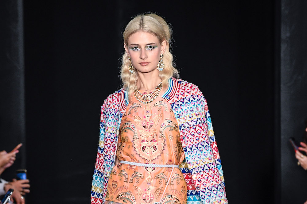 Pixelformula womenswear ready to wear prêt a porter summer 2018 Paris Mainish Arora