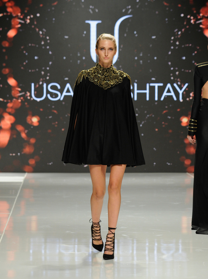 Usama Ishtay At Los Angeles Fashion Week SS18 Art Hearts Fashion LAFW