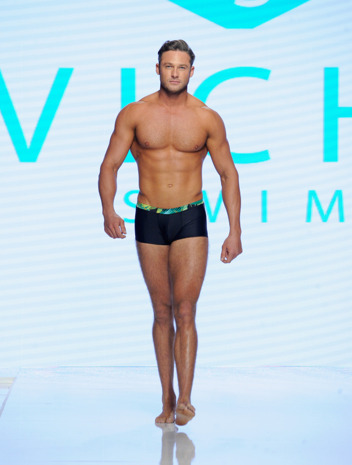 Vichi Swim At Los Angeles Fashion Week SS18 Art Hearts Fashion LAFW