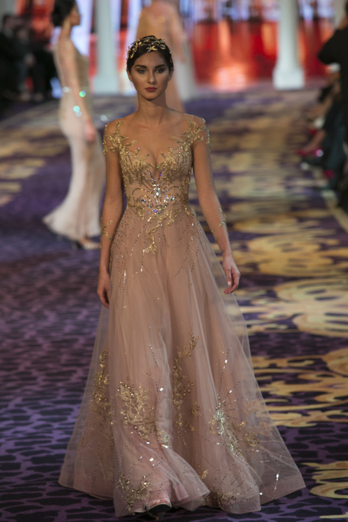 Emmanuelle Haute Couture 3