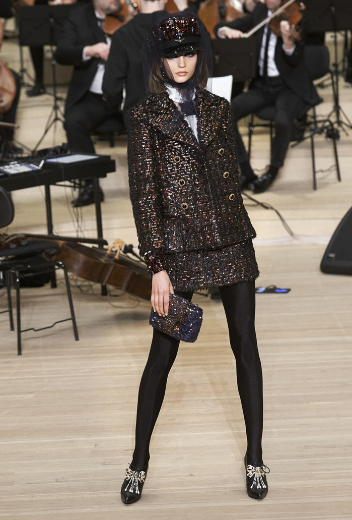 chanel look 38