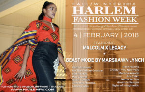 The Harlem Fashion Week Experience
