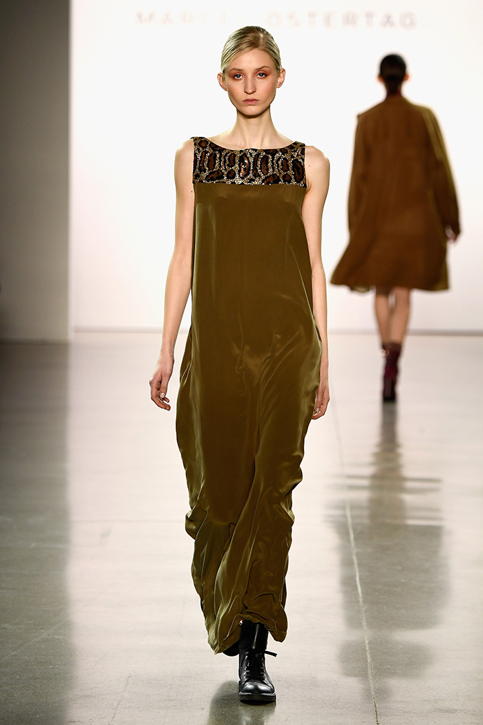 Marcel Ostertag - Runway - February 2018 - New York Fashion Week: The Shows