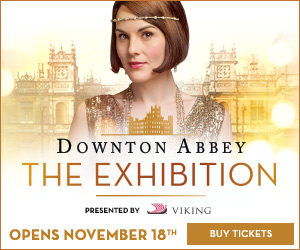 Downton Abbey: The Exhibition (Until April 2)