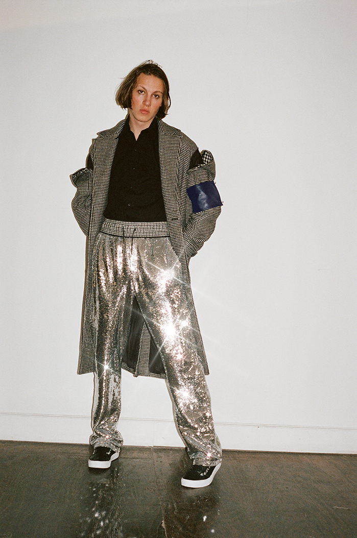 Private Policy FW18 Look 17