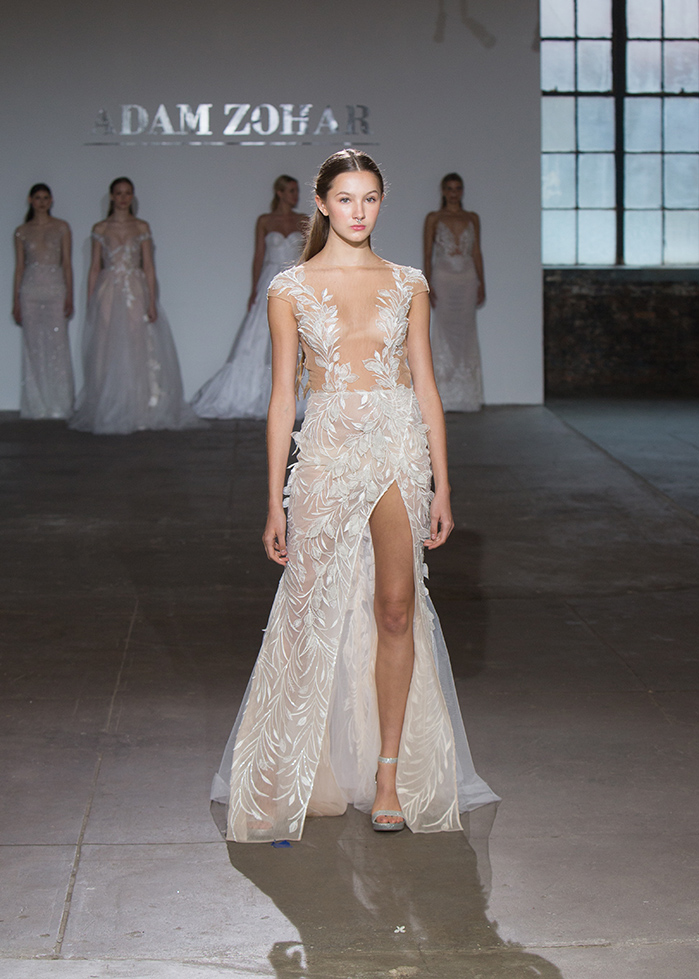 Look 20 Abby in the Agnes Dress 1002