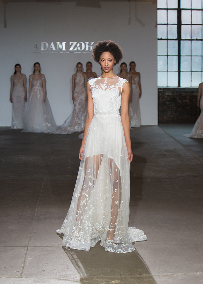 Look 23 Kalah in the Blanca Dress 1004