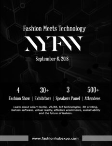 "FashionHub ""Fashion Meets Technology"""