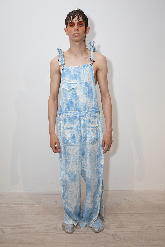 London Fashion Week Mens Sring Summer 2019 - Ka Wa Key