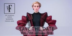 Fashions Finest SS19 Independent Showcase During London Fashion Week