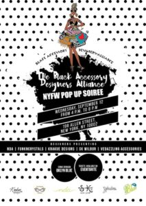 BADA Accessories Pop-Up Soiree