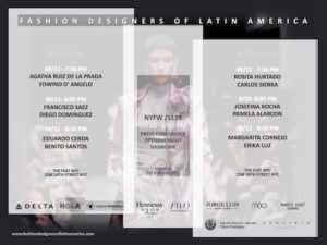 Fashion Designers of Latin America