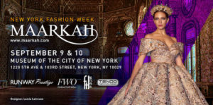 FTL Moda presents Maarkah Fashion Week