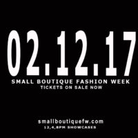 Small Boutque Fashion Week Season 11