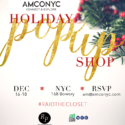 4TH ANNUAL HOLIDAY POP-UP!