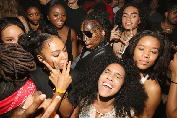 New York Fashion Week: Men's Spring/Summer 2017 - Wilhelmina And The WolfPack In Association with NY Cult Close Out New York Men's Fashion Week Spring 2017 - After Party