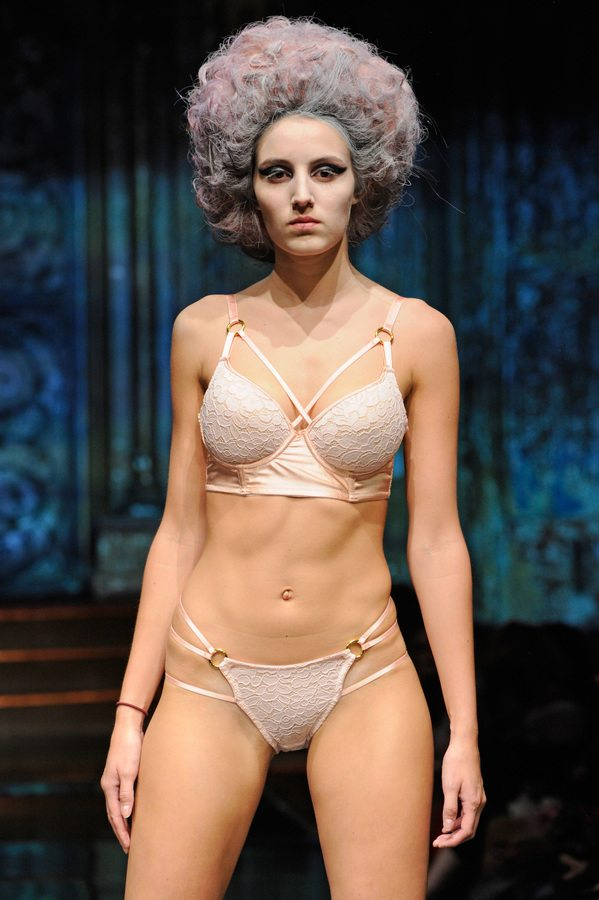 Liviara at Art Hearts Fashion NYFW The Shows Presented by AIDS Healthcare Foundation