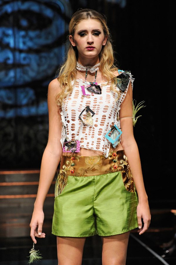 Tigers Eye Clothing at Art Hearts Fashion NYFW The Shows Presented by AIDS Healthcare Foundation