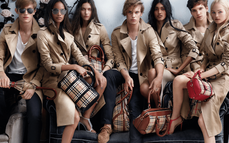 "Burberry  - ""Leader of the Pack"""
