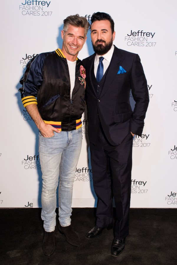 Jeffrey Fashion Cares : 2017 Cocktail & Runway Show