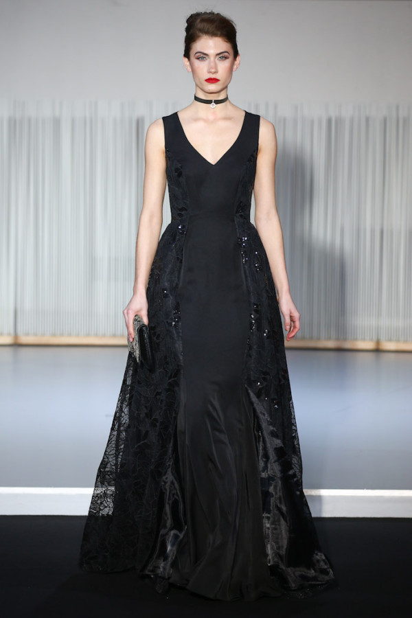 Christophe Guillarme - Defile Collection Automne-Hiver 2017-2018 - Diva Maria - PFW
