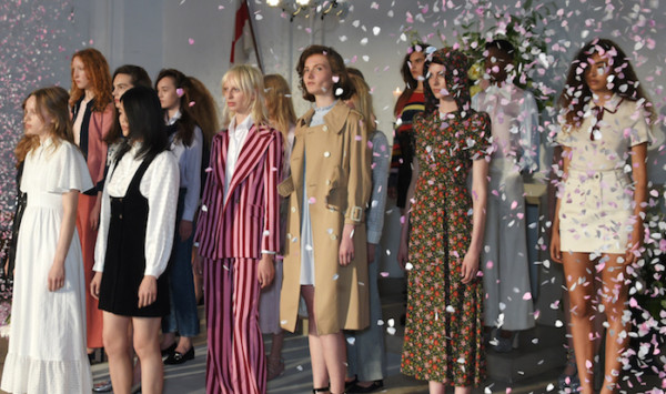 ALEXACHUNG London Launch & Summer 17 Collection Reveal