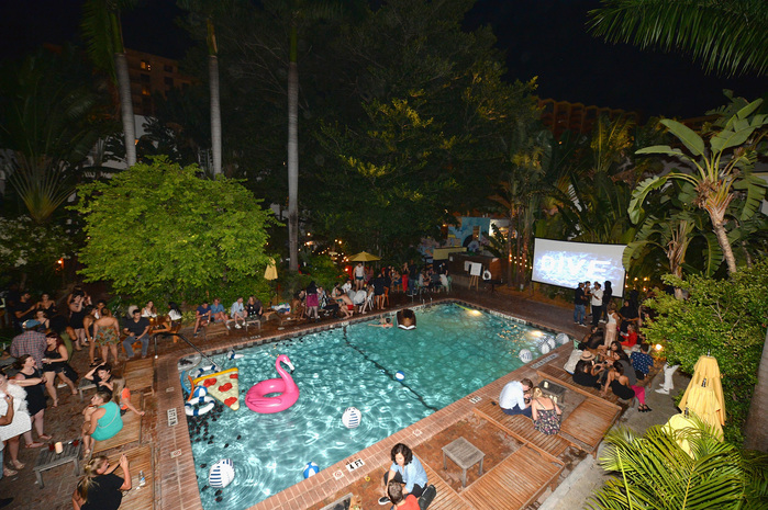 DIVE Swim Week Opening Party