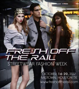 Fresh Off The Rail Fashion Week