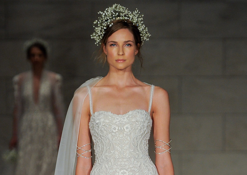 Reem Acra: NYFW Bridal | Fashion Week Online®