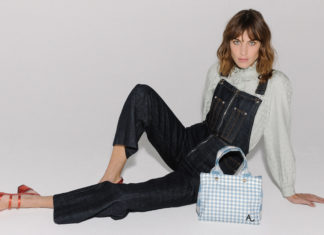 Alexa Chung designs her first handbag for a good cause
