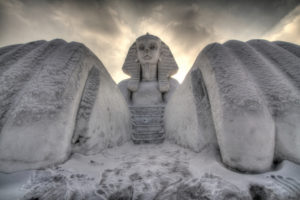 YEROC by Corey Woods: Winter in Egypt