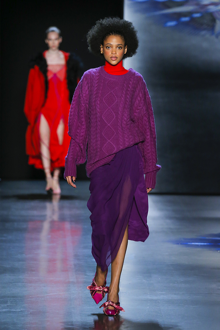 FW18DLR_NY, Prabal Gurung,New York